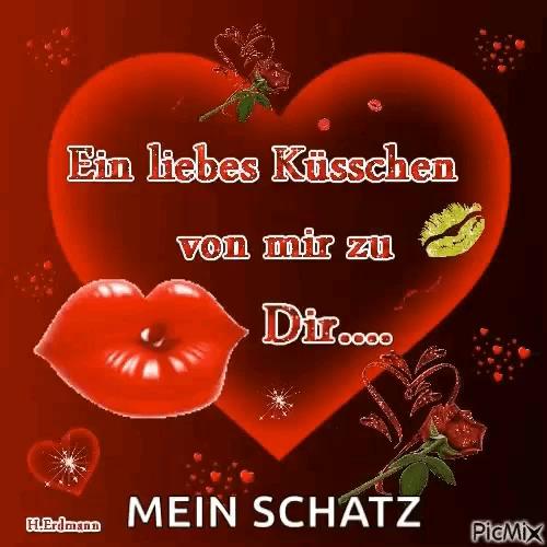 Liebe Ein Liebes Kusschen Von Mir Zu Dir Gif Liebe Einliebeskusschenvonmirzudir Einliebeskusschen Discover Share Gifs