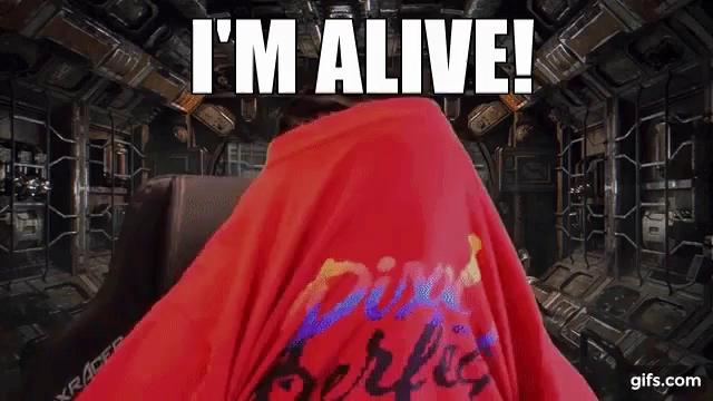 Im Alive GIFs | Tenor
