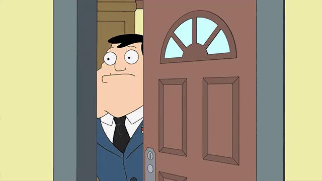 Stan American Dad GIF - Stan AmericanDad Slow GIFs & Close Door GIFs | Tenor