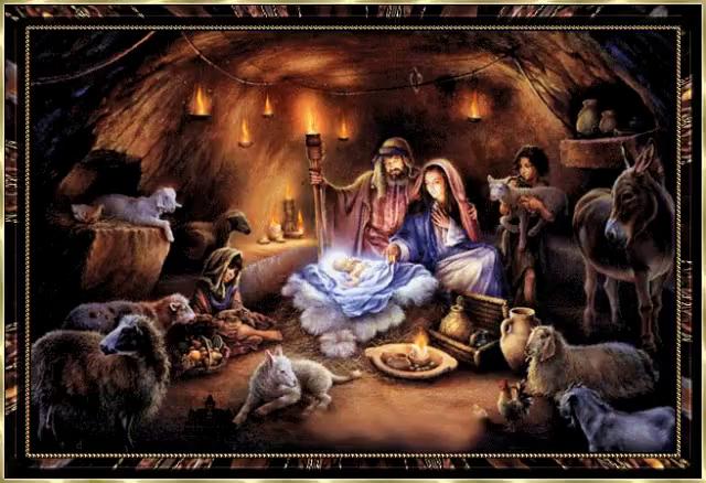 christmas nativity gif christmas nativity gifs - Christmas Nativity Scenes