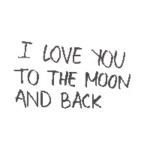 Love You To The Moon And Back GIF - LoveYouToTheMoonAndBack GIFs