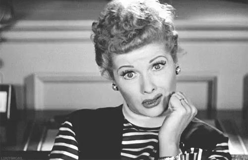 I Love Lucy Birthday GIFs