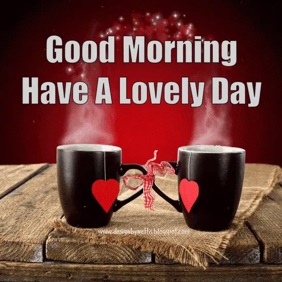 Have A Lovely Morning Gifs Tenor