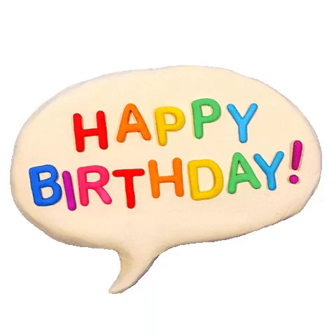 Animated Happy Birthday Text Messages GIFs