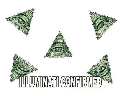 Resultado de imagen para illuminati confirmed