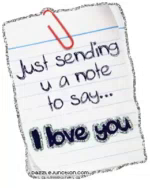 Love You Just Sending You Anote GIF - LoveYou JustSendingYouAnote ILoveYou GIFs