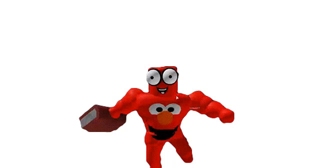 Buff Buff Buff Buff Buff Buff Buff Buff Buff Buff Roblox Roblox Buff Elmo Gif Roblox Buffelmo Gravycatman Discover Share Gifs