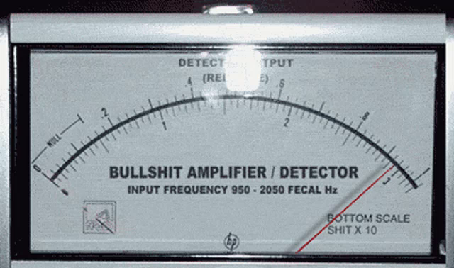 Bullshit Detector GIFs | Tenor