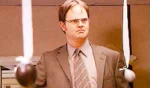The Office Dwight GIF - TheOffice Dwight TryingToHurtFeelings GIFs