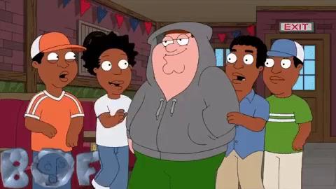 Supa Hot Fire Family Guy