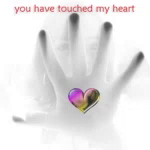 You Have Touched My Heart ILove You GIF - YouHaveTouchedMyHeart ILoveYou Heart GIFs