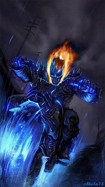 Ghost Rider Gifs Tenor
