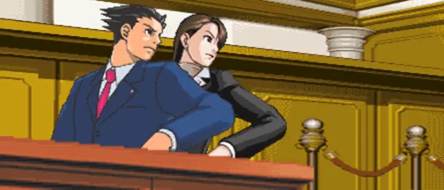 Ace Attorney Objection Gifs Tenor