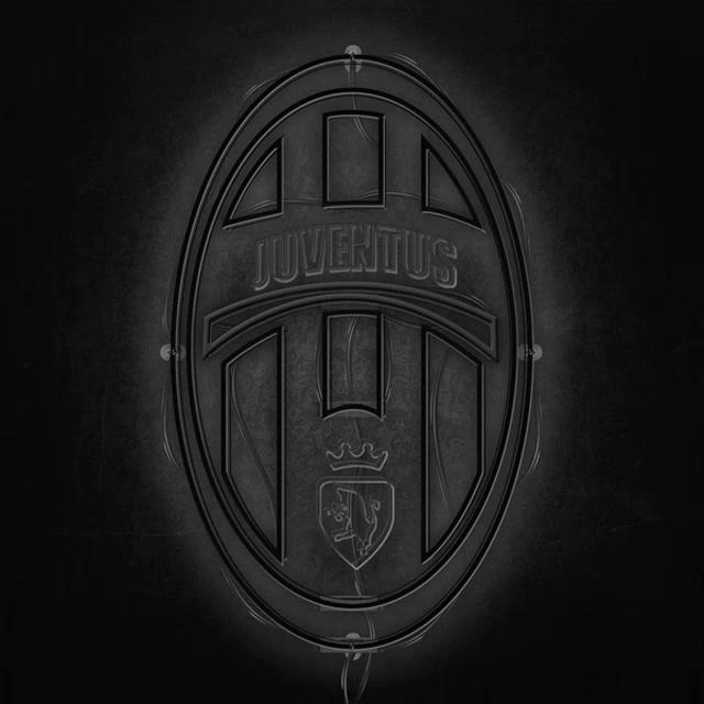Juventus Neon Light Gif Juventus Neonlight Logo Discover Share Gifs