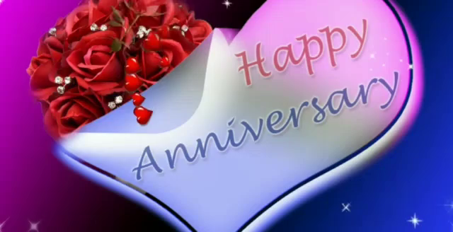 Happy Wedding Anniversary Gifs Tenor
