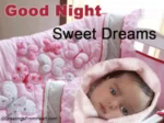 Good Night Sweet Dreams GIF - GoodNight SweetDreams Baby GIFs