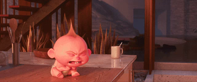 Jack Jack The Incredibles Gif Jackjack Theincredibles Theincredibles2 Discover Share Gifs