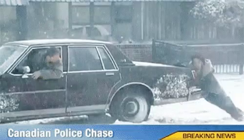 Canadian Police Chase GIFs | Tenor