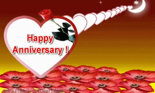 Happy Wedding Anniversary GIFs | Tenor