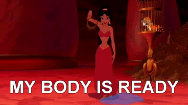 Aladdin Jasmine Red Outfit Gifs Tenor