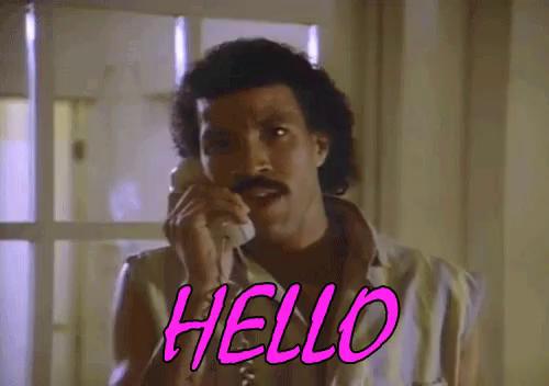 Lionel Richie Hello Meme Gifs Tenor