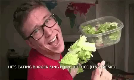 Burger King Foot Lettuce Gif Burgerking Footlettuce Disgusting Discover Share Gifs