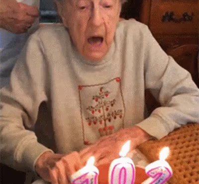 Old Man Birthday GIFs