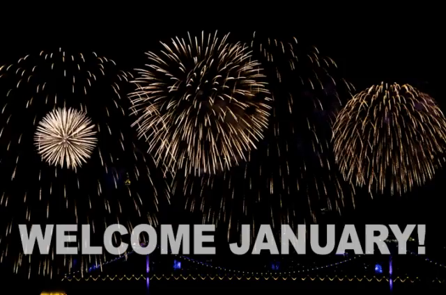 Welcome January Gif Welcomejanuary Discover Share Gifs