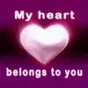 My Heart Belongs To You Love GIF - MyHeartBelongsToYou Love GIFs