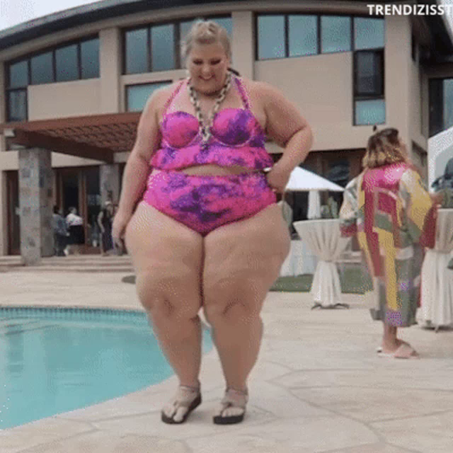 fat girl swimsuits