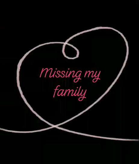 Missing My Family Love Gif Missingmyfamily Love Heart Discover Share Gifs
