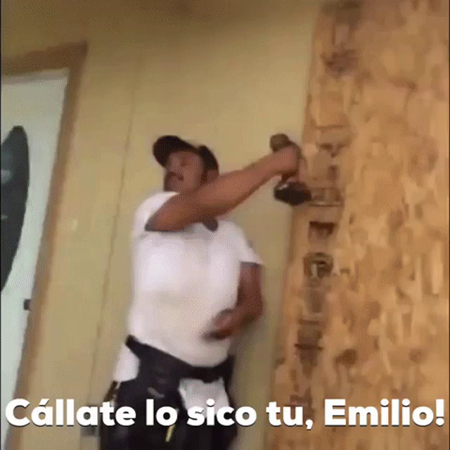 Callate Telosico Gif Callate Telosico Callatelosicotuemilio Discover Share Gifs
