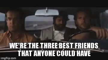 Three Best Friends Gifs Tenor