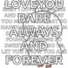 I Love YOu Love You So Much GIF - ILoveYOu LoveYouSoMuch Baby GIFs