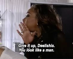Image result for give it up deelishis