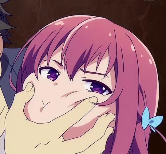 Cute Anime Gifs Tenor