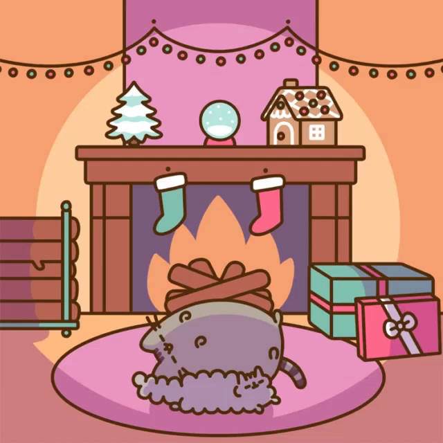 Image result for christmas pusheen