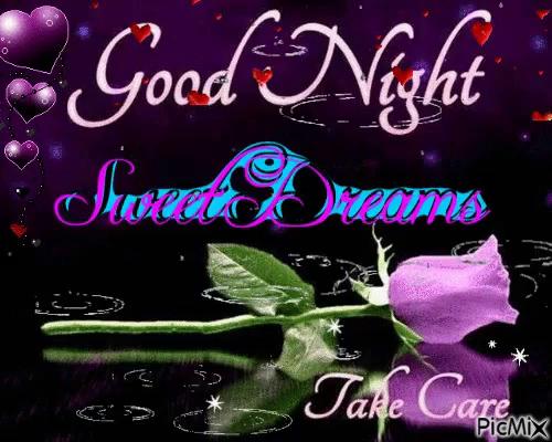 Good Night Sweet Dreams Gifs Tenor