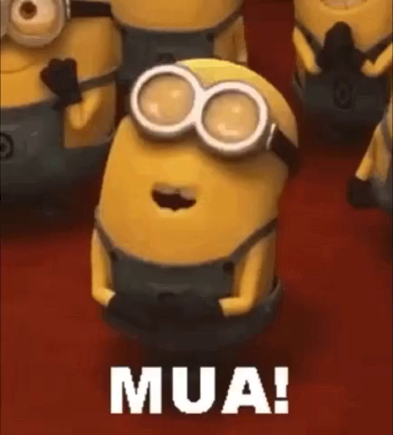 Minion Love Gifs Tenor