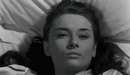 Audrey Hepburn Roman Holiday Haircut Gifs Tenor