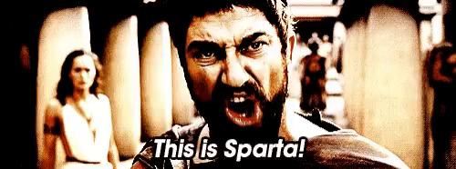 Spartakus vs Leonidas Tenor