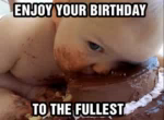 Birthday Baby GIF - Birthday Baby Cake GIFs