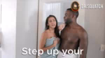 Step Up Your Shower Game Step Up Your Game GIF - StepUpYourShowerGame StepUpYourGame StepUpYourShower GIFs