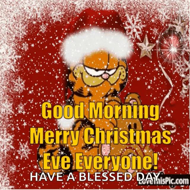 Good Morning Merry Christmas Gif Goodmorning Merrychristmas Christmaseveeveryone Discover Share Gifs