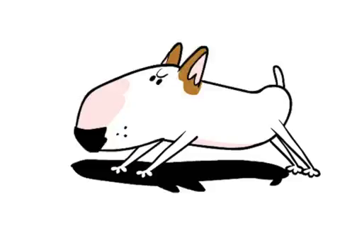 Cartoon Dog Barking Gifs Tenor