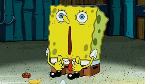 Weird Spongebob Faces Gifs Tenor