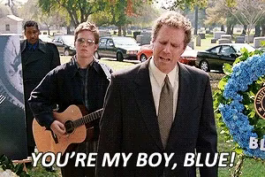 Your My Boy Blue GIFs | Tenor