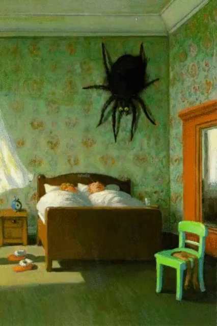 Scary Spider Gifs Tenor