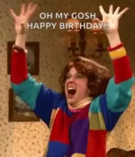SNL Happy Birthday GIF - SNL HappyBirthday OMG GIFs