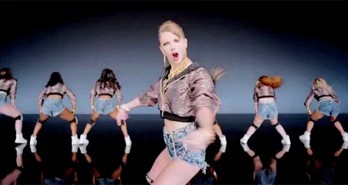 Look At Mah Booty Taylor Swift Shake It Off Gif Shakeitoff Taylorswift Booty Discover Share Gifs